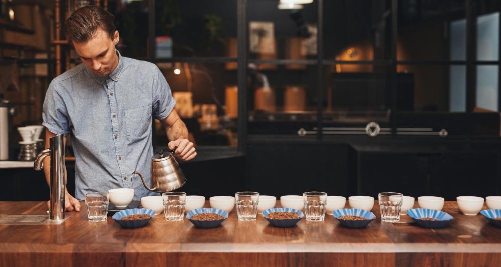 Coffee Making Workshop