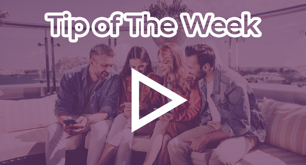Tip of the week Small Purple